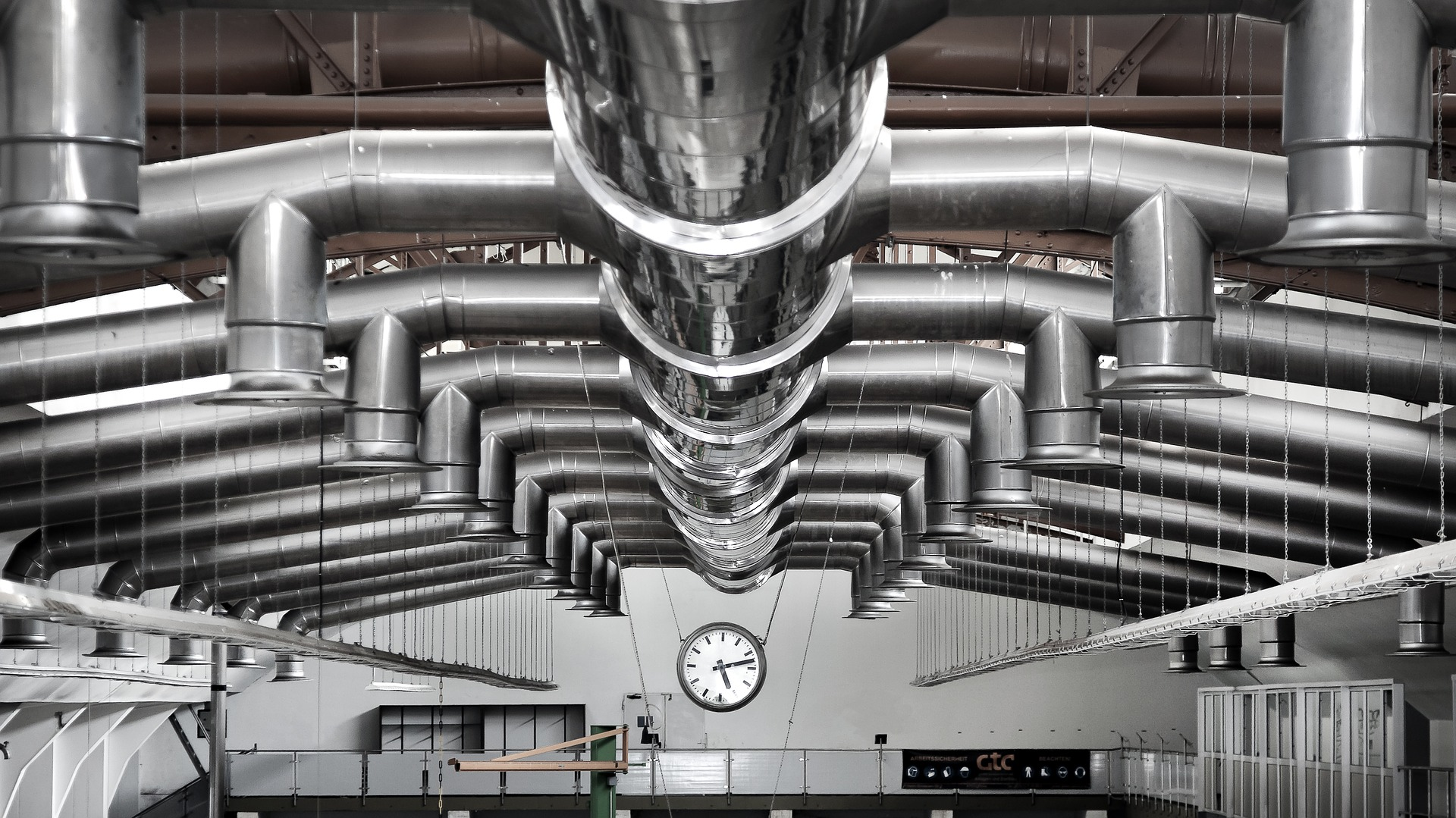 Climate control voor industrie en supply chain